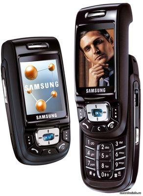 Телефон Samsung D500